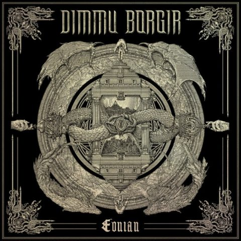 Dimmu Borgir - Eonian - Album Cover