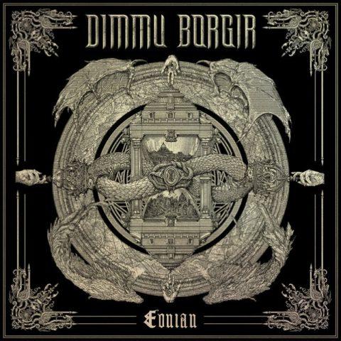 Dimmu Borgir - Eonian - Album Cover