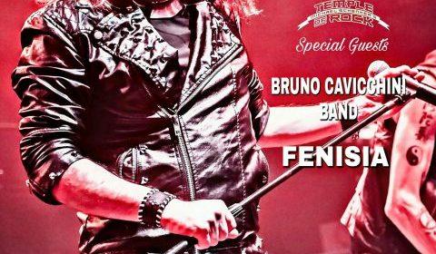 Doogie White - Bruno Cavicchini Band - Fenisia - Let It Beer 2018 - Promo