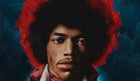 Jimi Hendrix - Both Sides Of The Sky - Album Cover