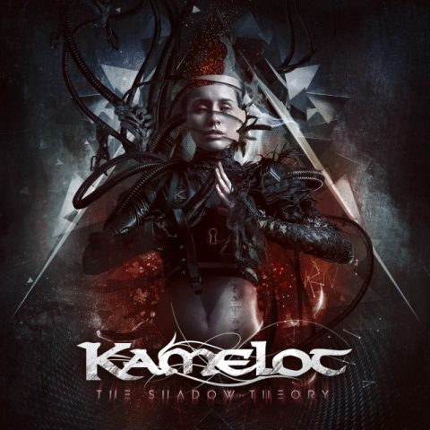 Kamelot - The Shadow Theory - Album Cover