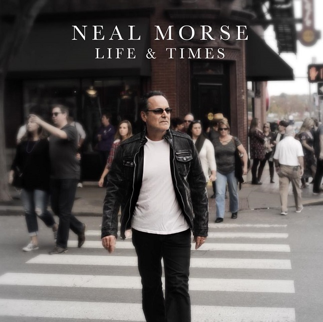Neal Morse - Life & Times - Album Cover