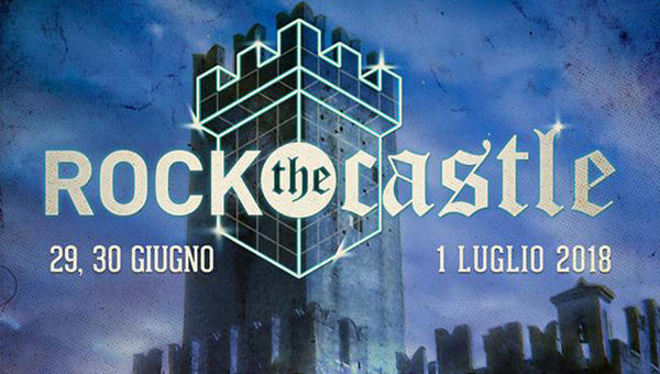 Rock The Castle 2018 - Promo
