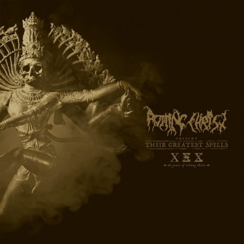 Rotting Christ - Their Greatest Spells - Album Cover