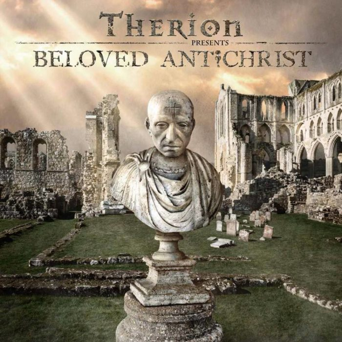 Therion - Beloved Antichrist - Album Cover