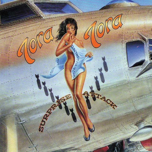 Tora Tora - Surprise Attack - Album Cover