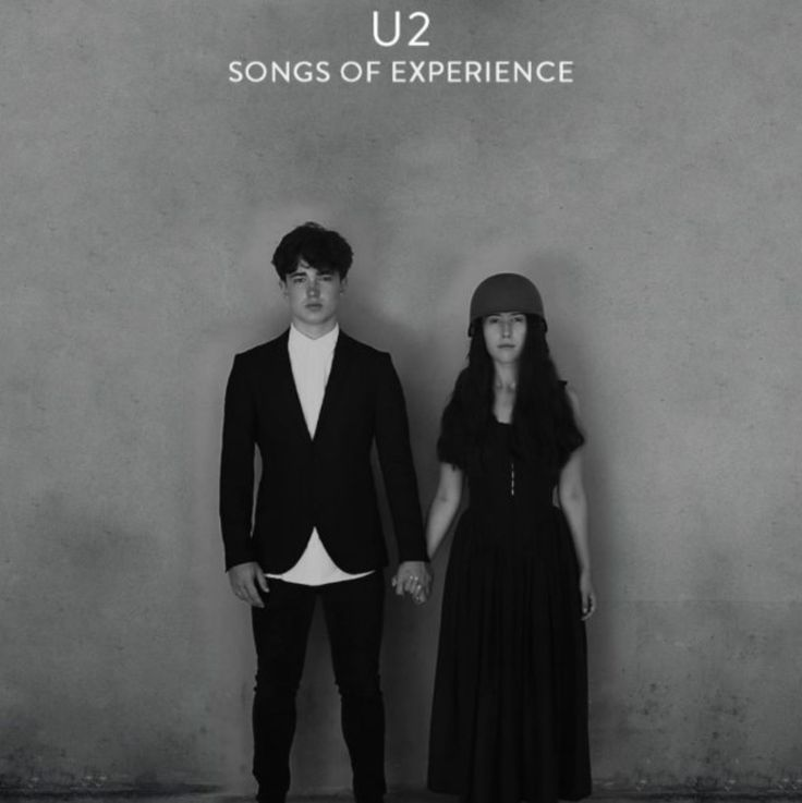 U2 - Songs Of Experience - Album Cover