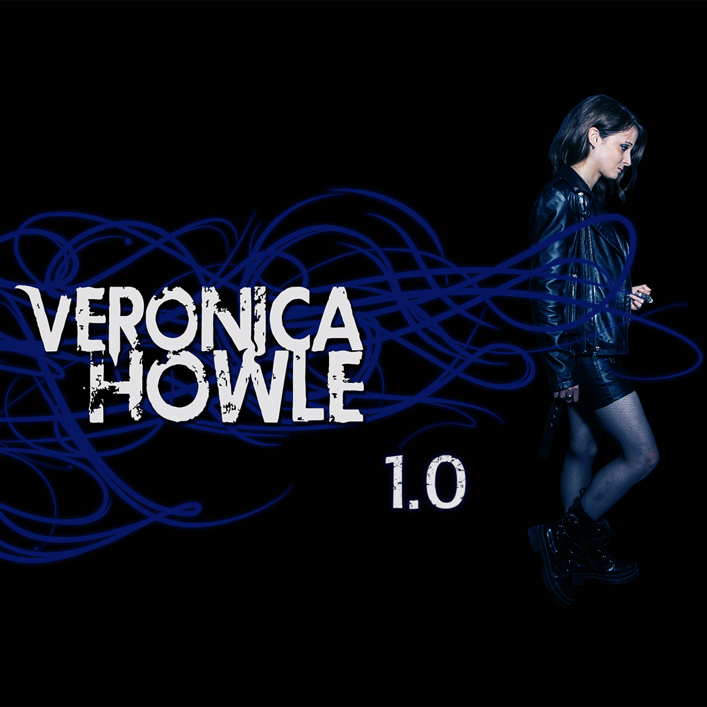 "Veronica Howle - ""1.0"" - cover"