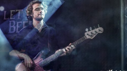 Bruno Cavicchini & Band opening per Doogie White @ Let It Beer - 02 02 2018