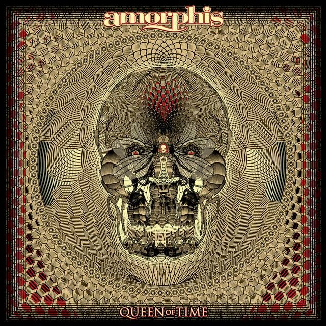 Amorphis - Queen Of Time - Album Cover