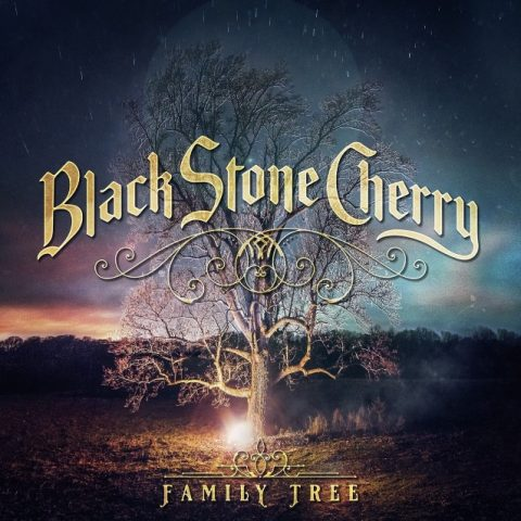 Black Stone Cherry - Family Tree - Album Cover