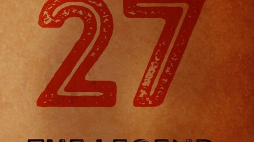 Gene Simmons - 27 The Legend And Mythology Of The 27 Club - Book Cover
