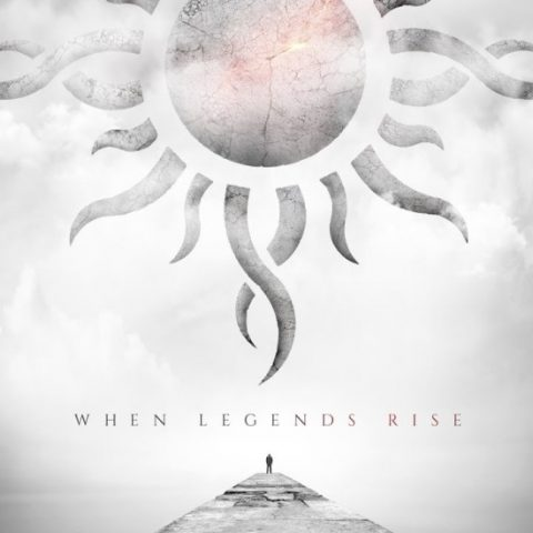 Godsmack - When Legends Rise - Album Cover
