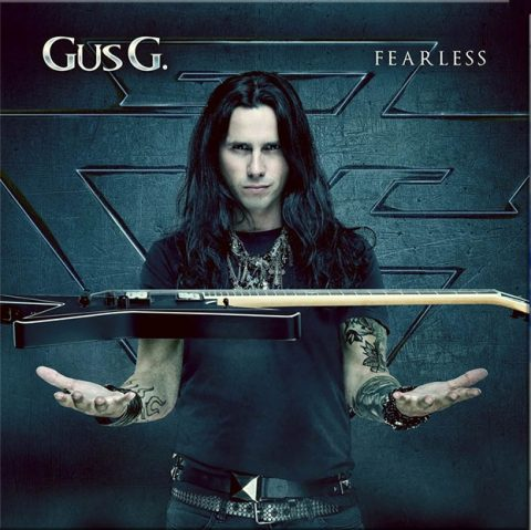 Gus G - Fearless - Album Cover