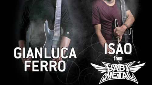 Isao Fujita - Gianluca Ferro - Ralph Salati - Circolo Svolta 2018 - Promo