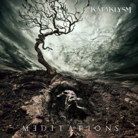 Kataklysm - Meditations - Album Cover