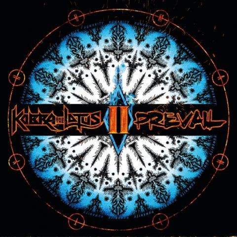 Kobra And The Lotus - Prevail 2 - Album Cover