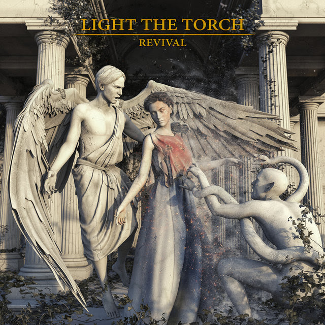 Light The Torch - Revival - Album Cover