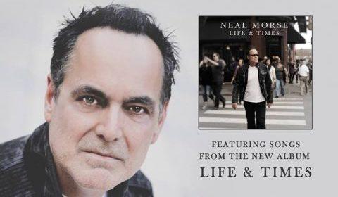 Neal Morse - Blue Rose Club - Life & Times Concert Series - Tour 2018 - Promo