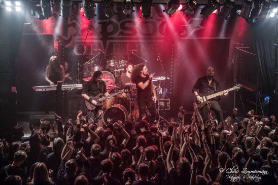 Rhapsody Of Fire - 2 date a giugno 2018