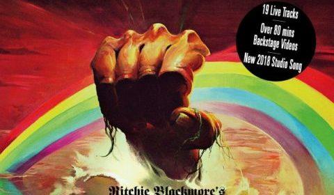 Ritchie Blackmore's - Rainbow - Memories In Rock II - Album Cover
