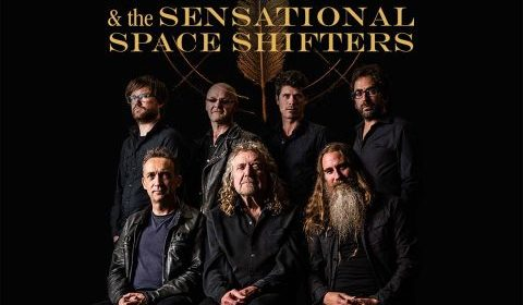 Robert Plant & The Sensational Space Shifters - Milano Summer Festival - Tour 2018 - Promo