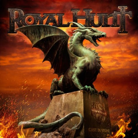 Royal Hunt - Cast In Stone - Album Cover