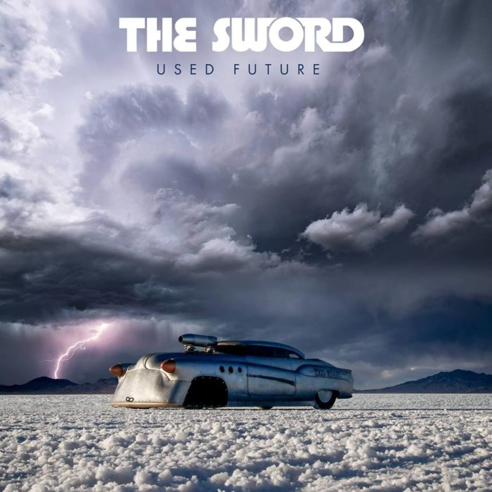 The Sword - Used Future - Album Cover