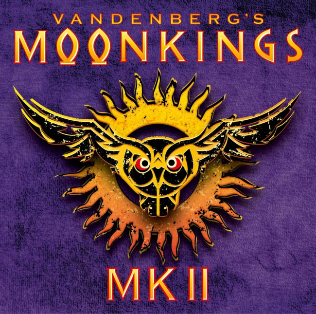 Vandenberg's Moonkings - Album Cover