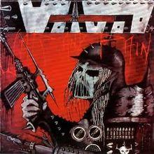 Voivod - War An Pain - Album Cover