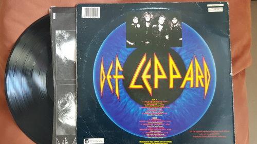 """31 Marzo 1992 - esce """"Adrenalize"""" dei Def Leppard"""