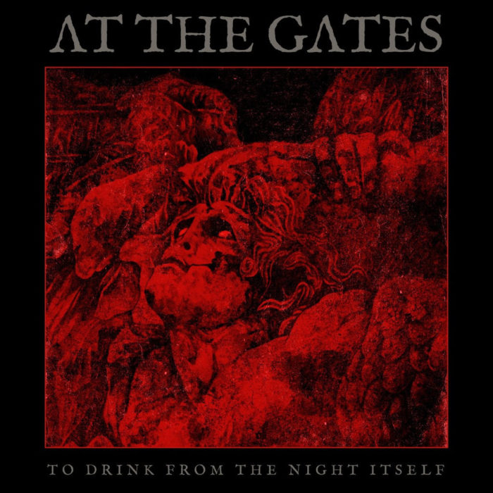 At The Gates - To Drink From The Night Itself - Album Cover