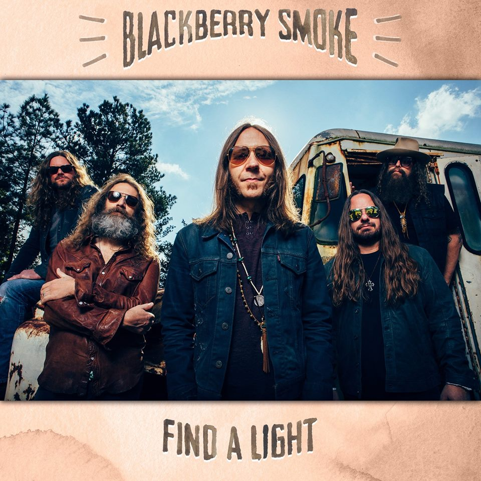 Blacberry Smoke - Find A Light - Album Cover