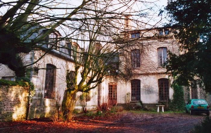 Chateau d'Herouville