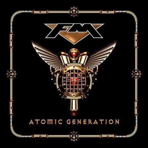 FM - Atomic Generation - Album Cover