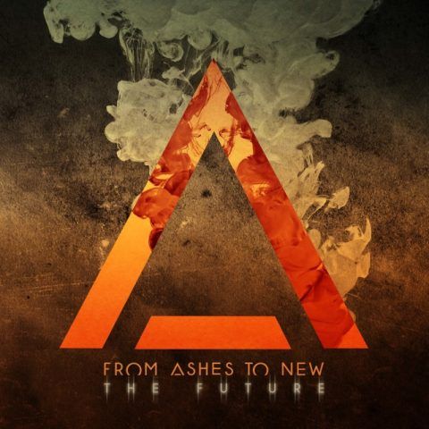 From Ashes To New - The Future - Album Cover