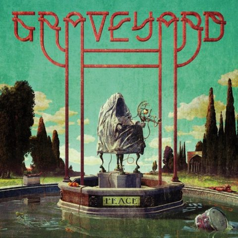 Graveyard - Peace - Album Cover