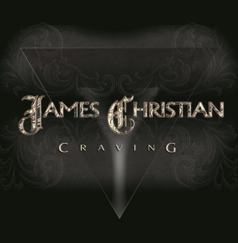 James Christian - Craving - Album Cover