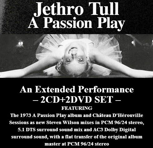 Jethro Tull - A Passion Play BOX - info