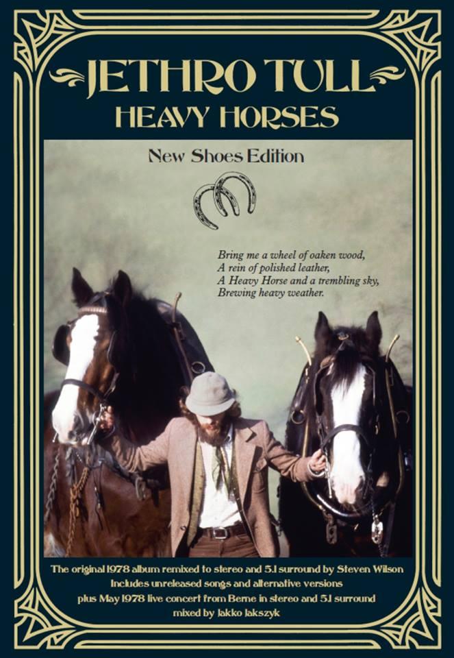 Jethro Tull - Heavy Horses New Shoes Edition - 2018