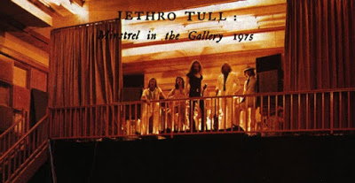 Jethro Tull - Minstrel In The Gallery 1975 - back