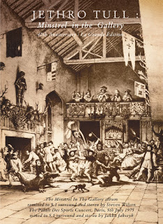 Jethro Tull - Minstrel In The Gallery - La Grande Edition