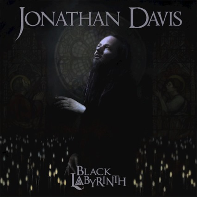 Jonathan Davis - Black Labyrinth - Album Cover