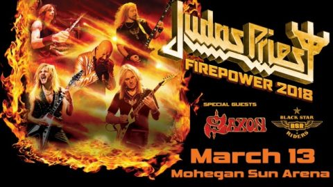 Judas Priest - Firepower Tour 2018 - Promo