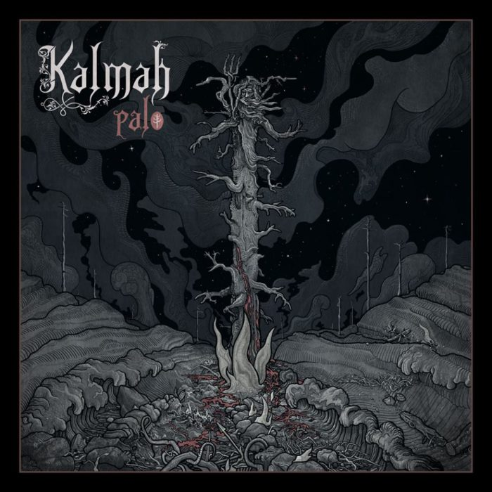 Kalmah - Palo - Album Cover