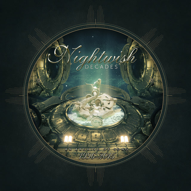 Nightwish - Decades - Album Cover