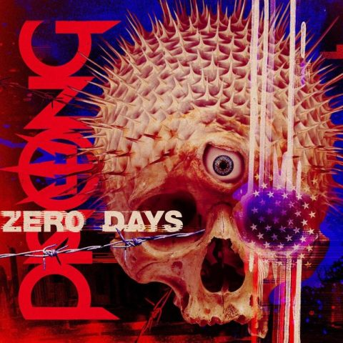 Prong - Zero Days - Album Cover