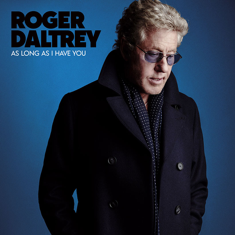 Roger Daltrey - As Long As I Have You - Album Cover