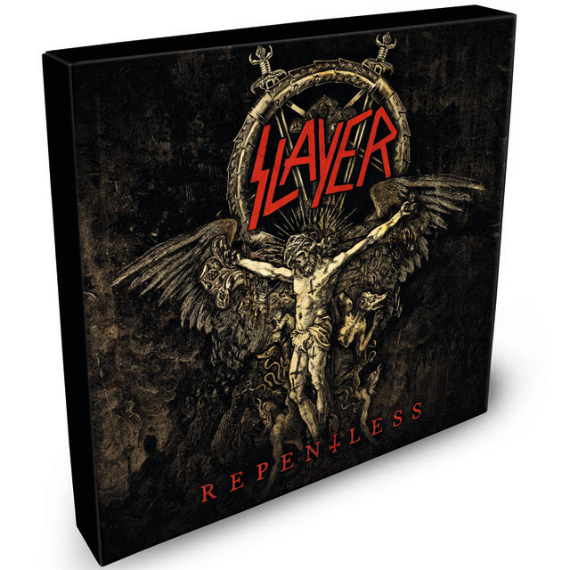 Slayer - Repentless 666 - Boxset Cover