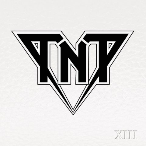 TNT - XIII - Album Cover